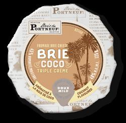 Brie Coco Coconut Brie