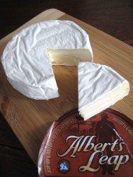 Belle Marie Double Cream Brie Ontario
