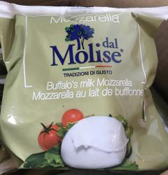 Buffalo Mozzarella Italy