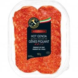 Hot Genoa Salami Italy