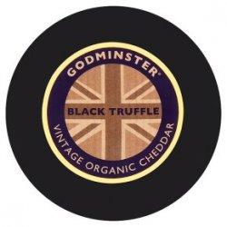 Godminster Vintage Black Truffle Cheddar Organic