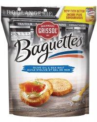 Baguettes Olive Oil Sea Salt