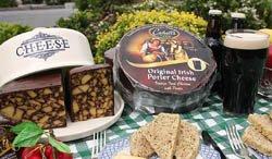 Guinness Cheddar Cahill's Irish Porter Cheddar