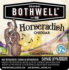Bothwell Horseradish Cheddar heese