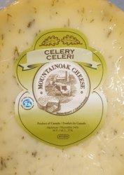 Mountainoak Gouda Celery Ontario Raw Milk