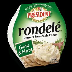 Rondele Garlic Herb