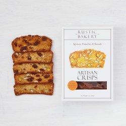 Artisan Crisps Apricot Pistachio and Brandy