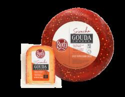 Sriracha Gouda Roth Wisconsin