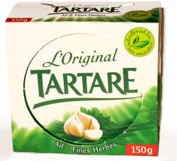 Tartare Garlic and Fine Herb