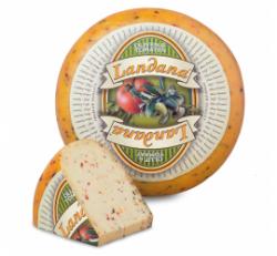 Landana Tomato & Olive Gouda - Lactose Free