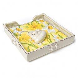 Bee Napkin Holder Hostess Gift