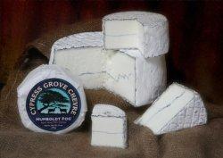 Humboldt Fog Goat Cheese