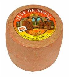 Tete de Moine Switzerland Raw Milk